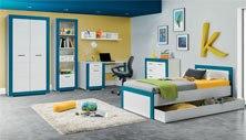 Dětský pokoj Julien modrý