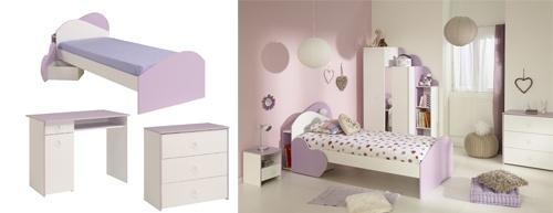 dětský pokoj NISI pro holky